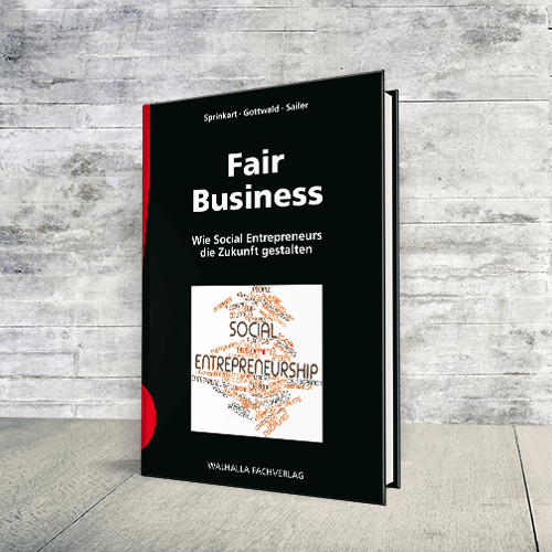 Produktabbildung Buch Fair Business