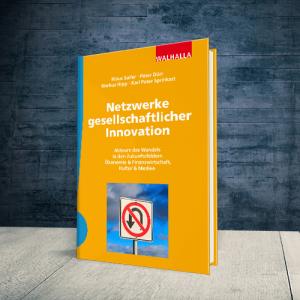 Produktabbildung Buch Netzwerke gesellschaftlicher Innovation