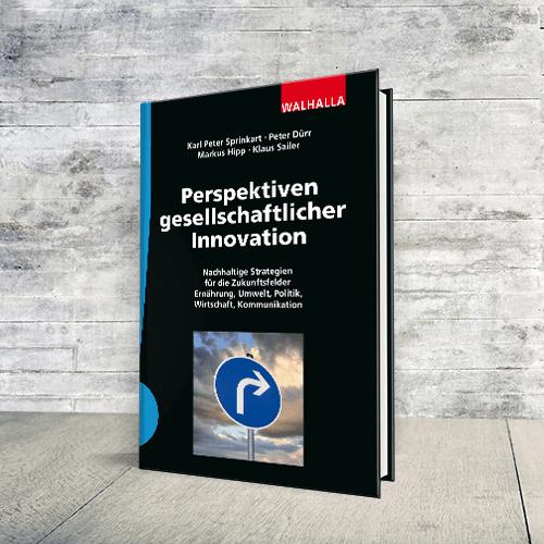 Produktabbildung Buch Perspektiven gesellschaftlicher Innovation