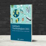 Coverabbildung Jahrbuch Nachhaltigkeit 2021